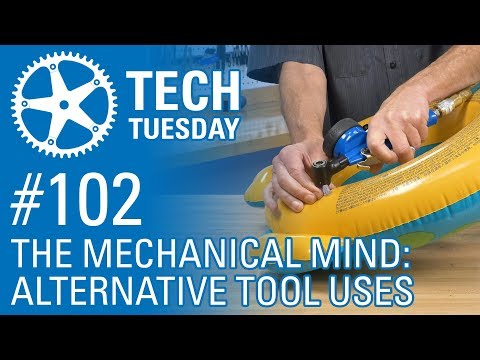 The Mechanical Mind: Alternative Tool Uses - Tech Tuesday #102