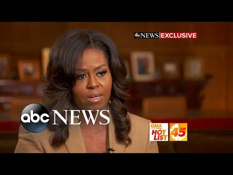 Donnie McClurkin - Watch! Michelle Obama opens up about marriage, counseling in new memoir