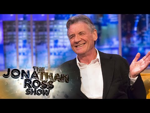 Michael Palin Talks About The Monty Python Reunion - The Jonathan Ross Show