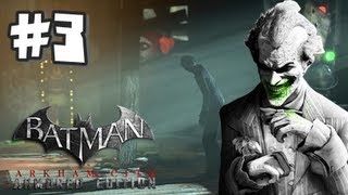 Batman Arkham City Armored Edition Wii U - (1080p) Part 3