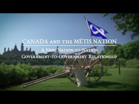 Canada And The Métis Nation