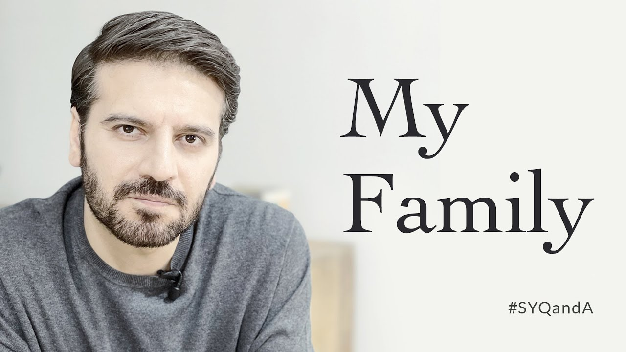 """Q&A with Sami Yusuf (Part 5) - """"Can you tell us about your family?"""""""