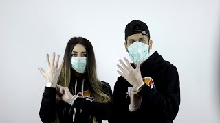 Emina Fazlija & Edison Fazlija - VIRUS 😷💉 (Official Video 4K) prod.by Edison Fazlija