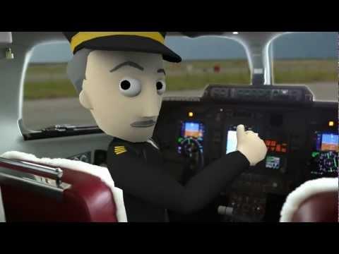 Safety Briefing - P180 AVANTI II - PIAGGIO AERO INDUSTRIES Spa