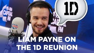 Baixar Liam Payne Clears Up Rumours About A 1D Reunion