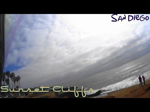 Sunset Cliffs- Grom Ride