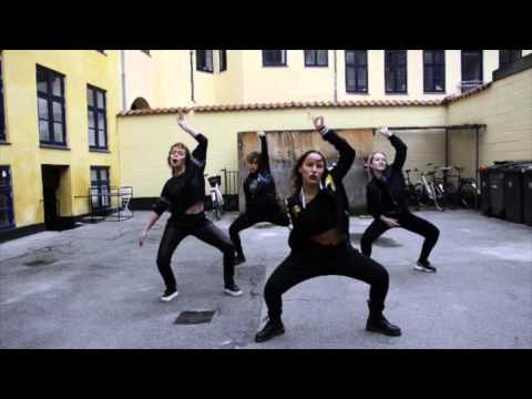 Sophie Zapp Choreography - Queen's Speech Ep. 4 (Lady Leshurr)