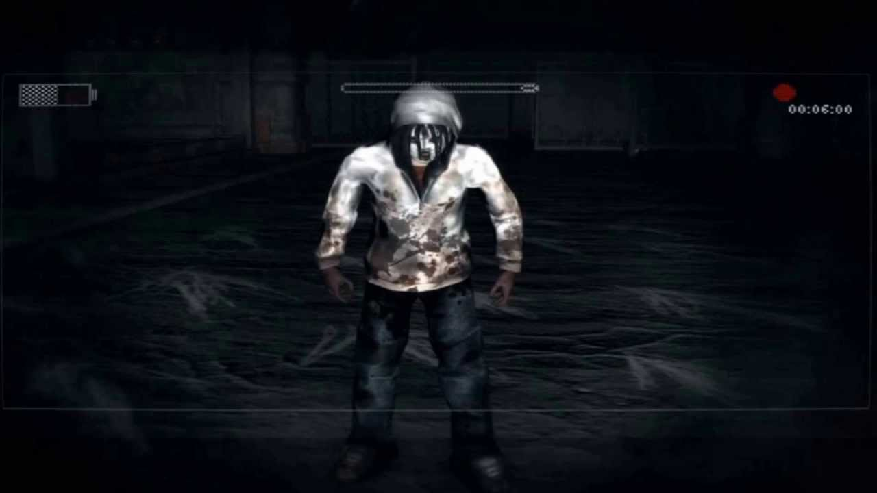 Slender:The Arrival Soundtrack:The Proxy Chase - YouTube