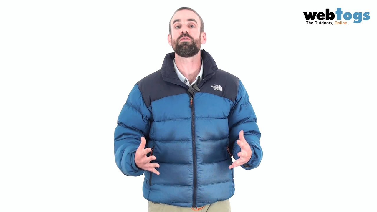 0e9d8094e North Face Men's Nuptse 2 Jacket - Down Jacket that delivers sersious  warmth from the North Face.