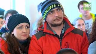 Обострение ситуации вокруг строительства мусоросжигательного завода в Казани. 7 Дней - ТНВ