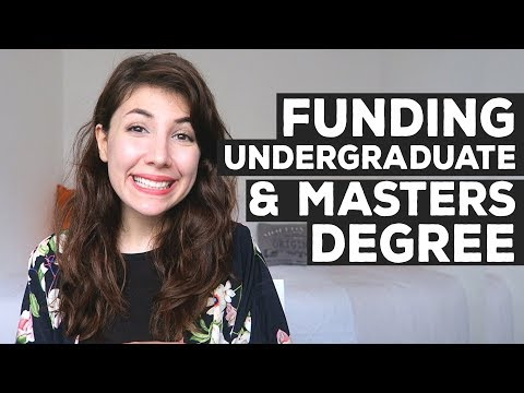 University Funding, Student Jobs & How I Financed My Two Degrees | Atousa