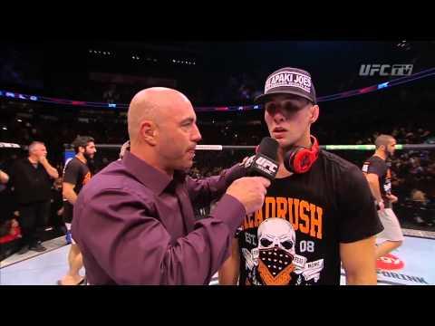 UFC 174: Rory MacDonald Octagon Interview