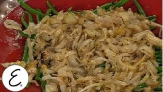 Thanksgiving Side: Roasted Fennel And Greenbean Salad - Thanksgiving Recipes - Emeril Lagasse