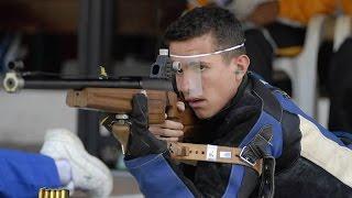 Пулевая стрельба. Подготовка ко II Всемирным кадетским играм в Эквадоре / Shooting sport (SIZM)