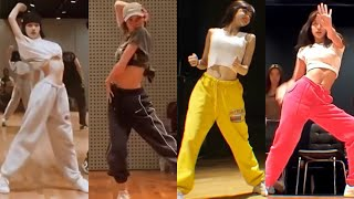 BLACKPINK LISA Dance Practice Compilation