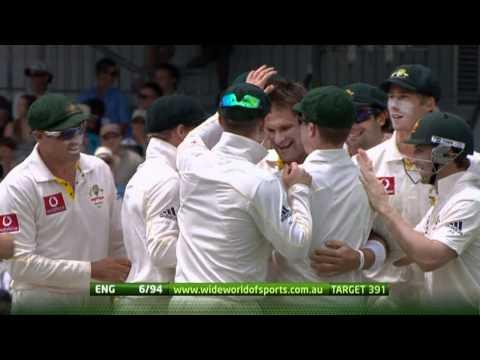 Ryan Harris 6-47 3rd Test, Perth, 2010-11 Ashes Series
