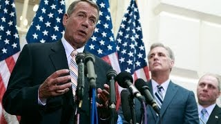 Boehner Talks Job Training Agreement, House Focus On Jobs