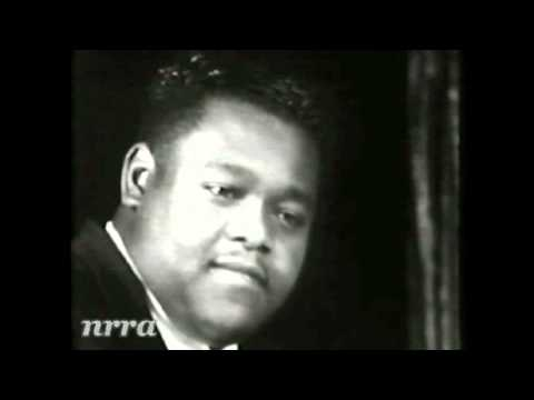 Fats Domino Interview