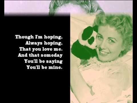 Maybe This Year (1959) - Edna Savage