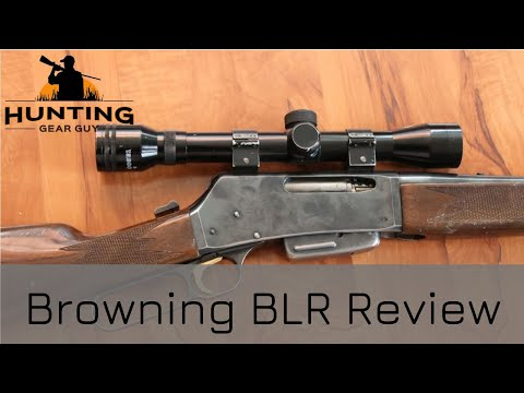 Browning BLR Review