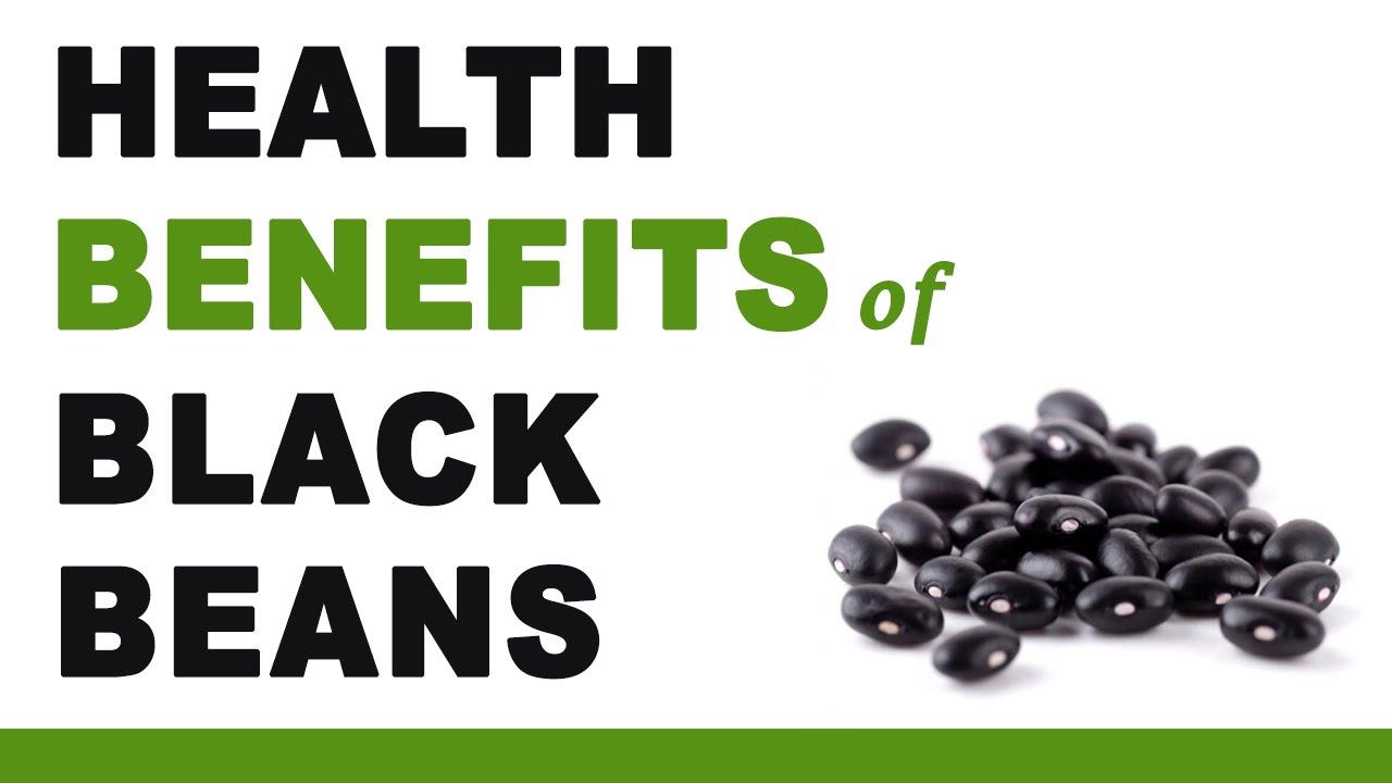Health Benefits of Black Beans - YouTube