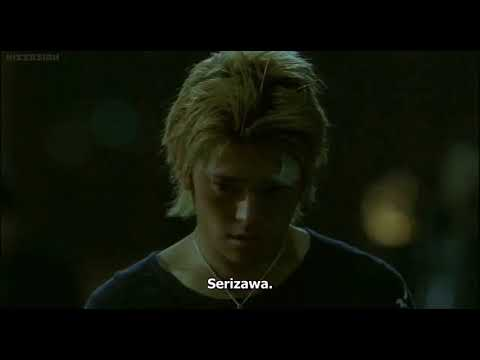 Crows Zero | GPS Army VS The Armoured Front | Fight Scene