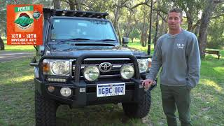 Meet Mark LeCras at the Perth 4WD Show!