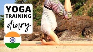My Yoga Teacher Training Diary (sort of) :: Varkala INDIA