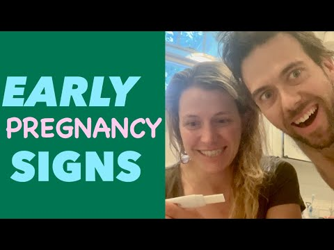 Trying for a Baby + Early Pregnancy Signs VLOG