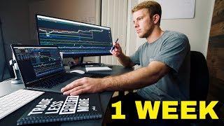 Teaching My Friend How To Trade Stocks In 1 Week