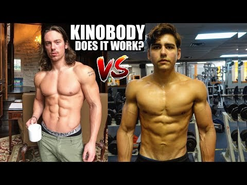 The Truth About Kinobody and Training 3 Days a Week