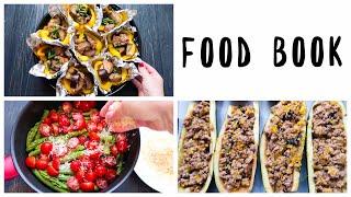 ПП ВЛОГ ЧТО Я ЕМ - простые и быстрые рецепты FOOD BOOK | Dasha Voice