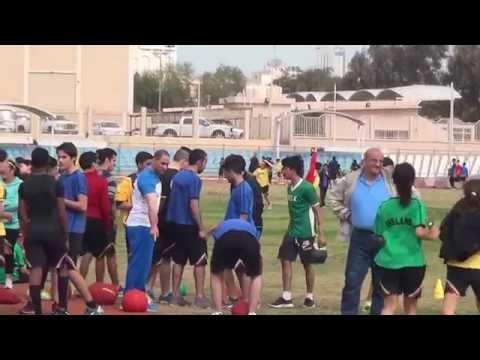 sport day BSK Kuwait february 2015