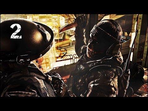 Прохождение Call Of Duty: Ghosts (XBOX360) — Живые легенды #2
