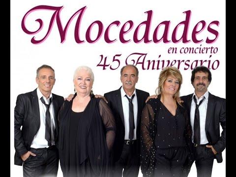 Mocedades 45 aniversario Concierto Salamanca 2015