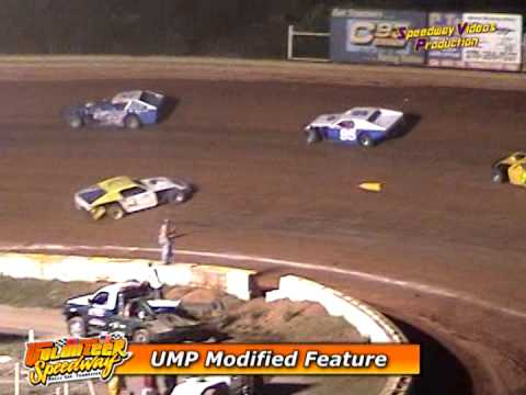 Volunteer Speedway UMP Modified  7-5 , 2003