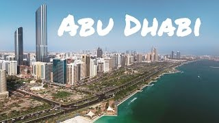 From The Sky - Abu Dhabi Police