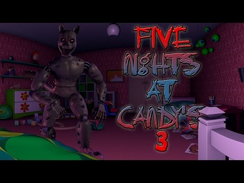 CONOSCIAMO THE CAT - Five nights at Candy's 3 #2