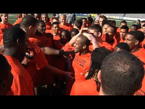Football Team Friday morning walkthrough from YouTube · Duration:  3 minutes 33 seconds