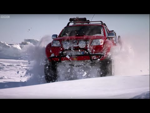 Trapped in the Ice Field | Top Gear Polar Special Pt.4 | Now in HD | BBC