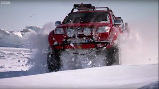 Trapped In The Ice Field - Polar Special (Part 4) | Top Gear