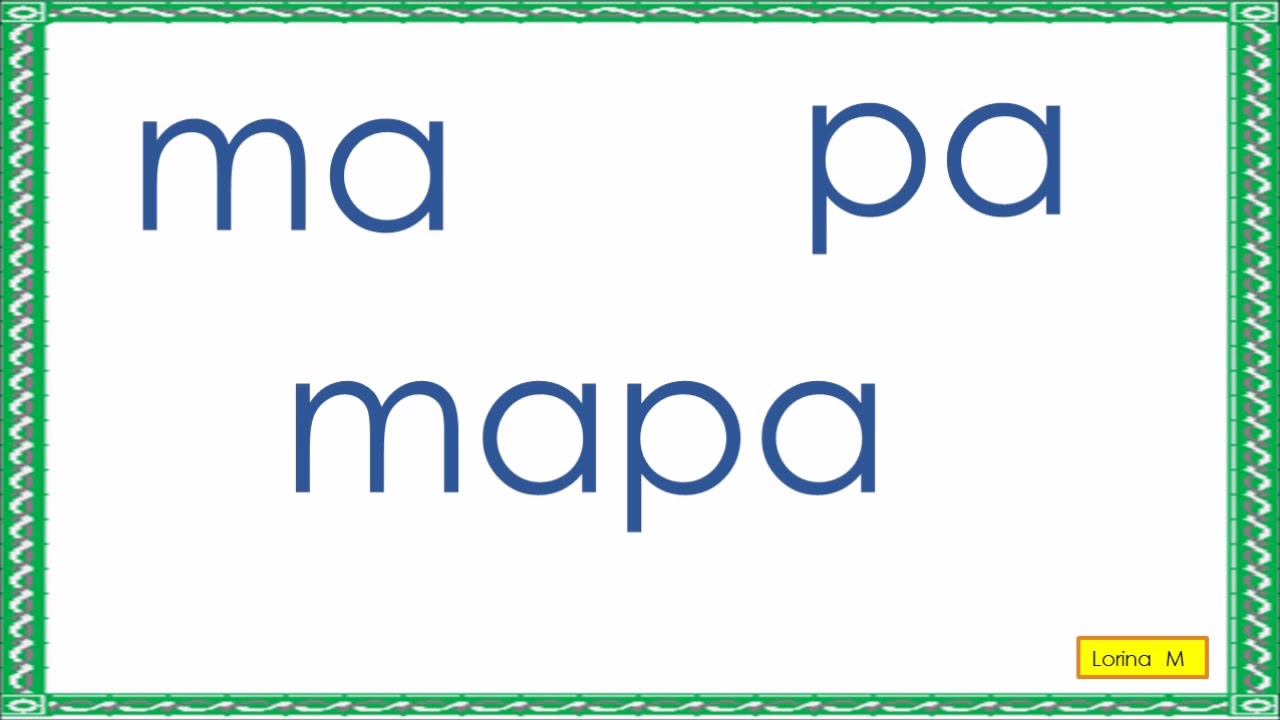 Pagpapantig Pagsasanay Sa Pagbasa Ng Filipino With Audio