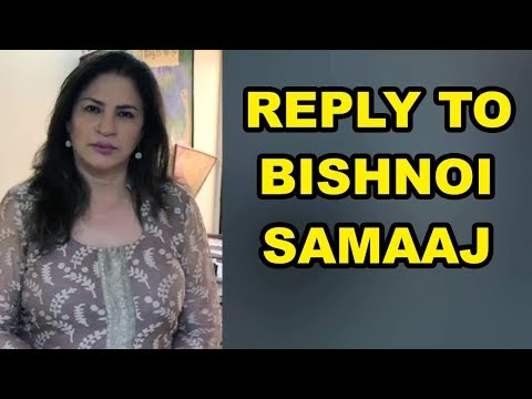 Kunickaa Sadanand Strong Reply To Bishnoi Community After Receiving Threat Calls