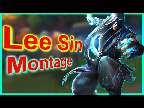Lee Sin Montage - Best Pro Outplays Compilation 2016   League Of Legends