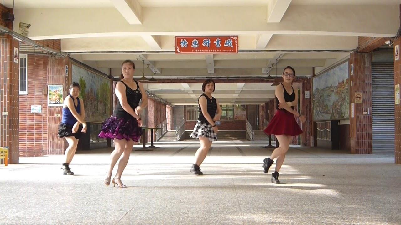 20170826 紫韻舞蹈社 為你唱的歌 - YouTube