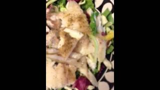 Super Foods & Tilapia Salad