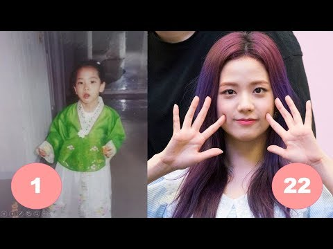 Jisoo BLACKPINK Childhood | From 1 To 22 Years Old