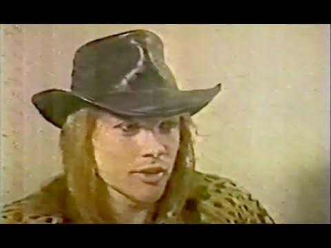 Axl Rose – Interview Tennessee 1987  Guns N' Roses