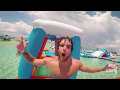 Crab Island Destin : Things To Do In Destin Florida : Cali's Happy Hour