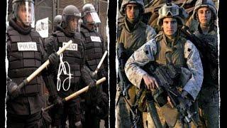 Mark Passio en español : Mofa Oculta de personal de Policia y Militar
